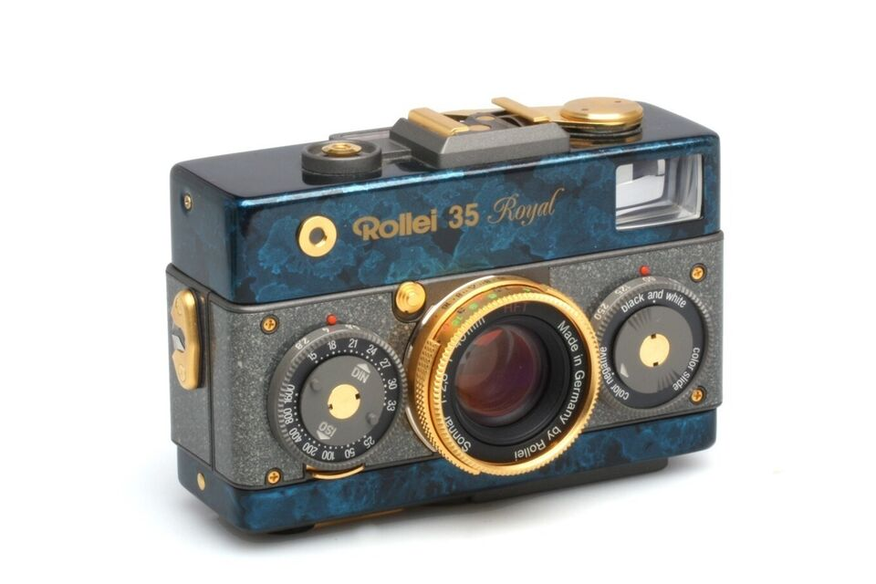 Rollei, 35 CLASSIC ROYAL