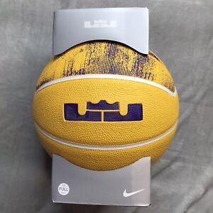 Nike Lebron James Playground 4P Lakers