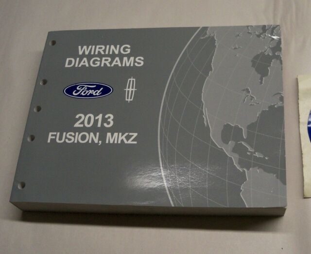 2013 Ford Fusion Mkz Wiring Diagram