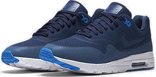 Nike Women's Air Max 1 Ultra Moire 704995-403 Coastal bluee Sz 5.5 6 8.5