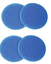 thumbnail 2 - REPLACEMENT Scrubber Pads (Set of 4) for Spin Maid Floor Cleaner (Mop not Incl.)