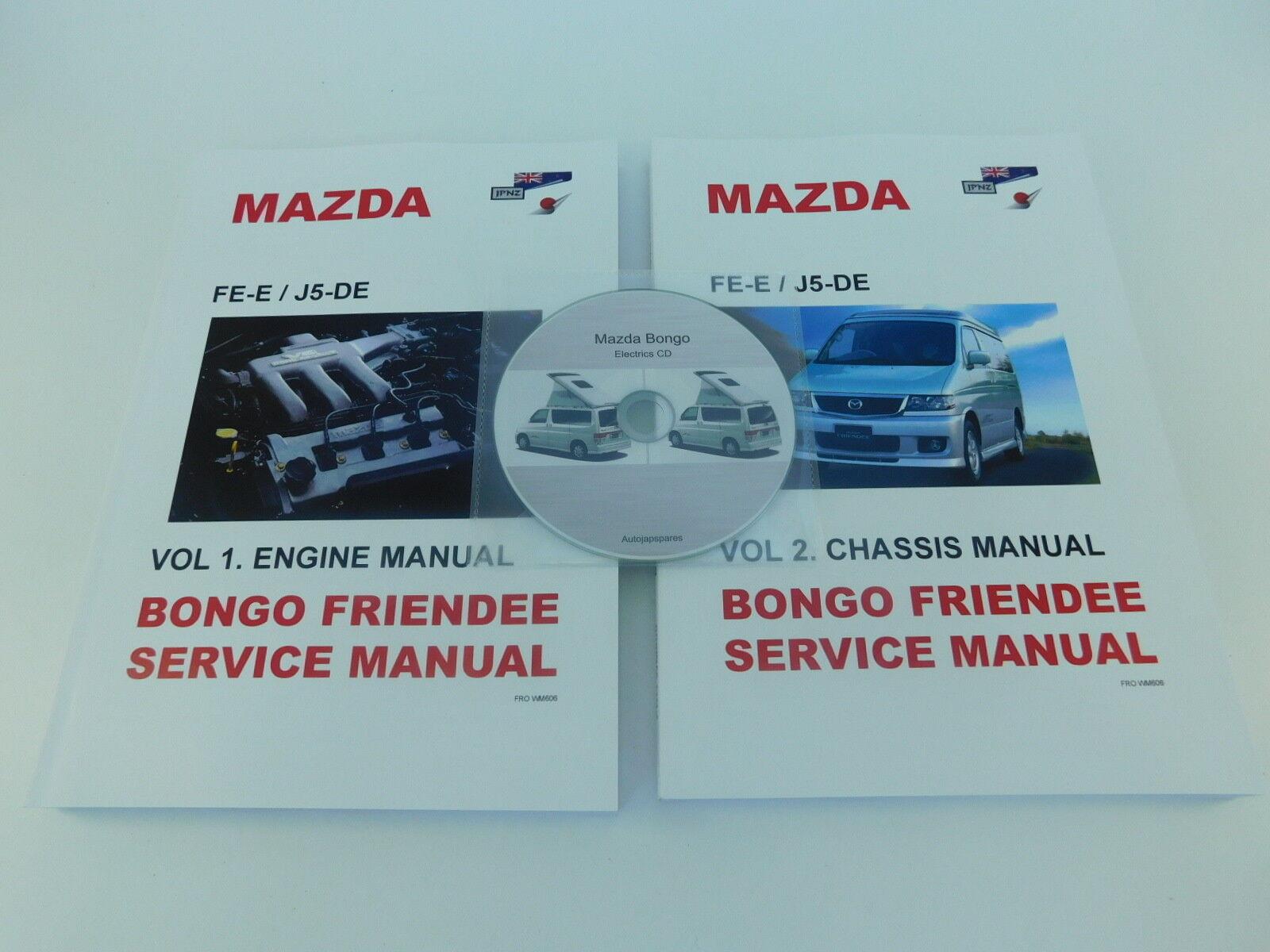 Mazda Friendee Manual Verisa Fuse Box Bongo 273 Offside Array Fro606cd Ebay Rh
