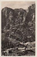 Postkarte - Benediktenwand mit Tutzinger Hütte