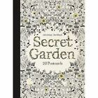 Secret Garden 20 Postcards by Basford Johanna 1856699463 2014