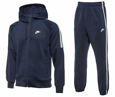 Nike Tribute Mens Tracksuit Set Sports Hoodie Top Hoody Bottoms Track  Sweatpants | eBay