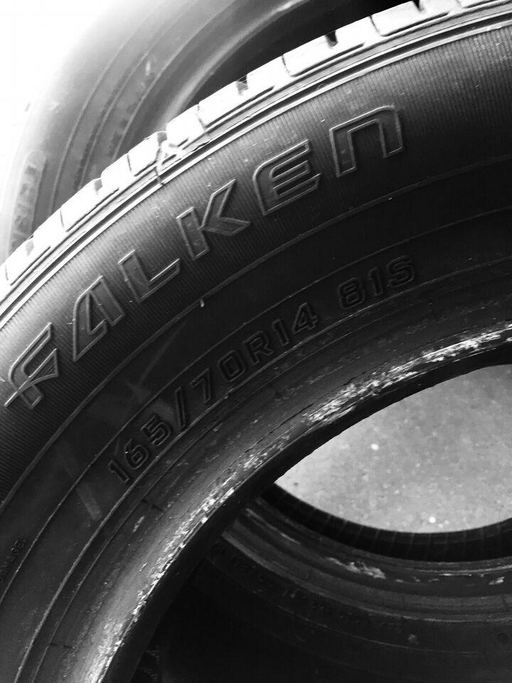 Anden dæktype, Falken, 165 / 70 / R14