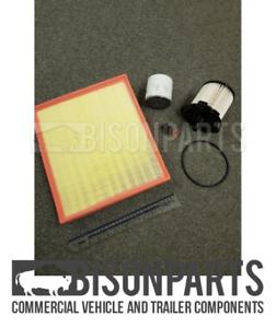 Ford Transit MK7 12 /> Filtre Service Kit Pour 2.2 TDCi Fwd Air Huile Carburant Sump Plug