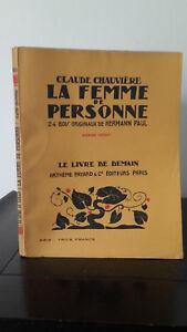 Claude-Camaras-La-Mujer-De-1925-Edicion-Artheme-Fayard
