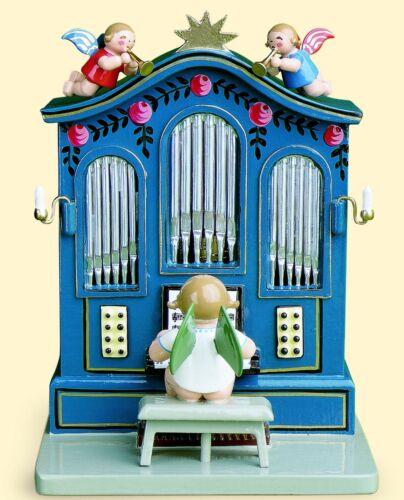 Wendt /& Kühn Orgel ohne Musikwerk  636//Or Erzgebirge Spieluhr Spieldose