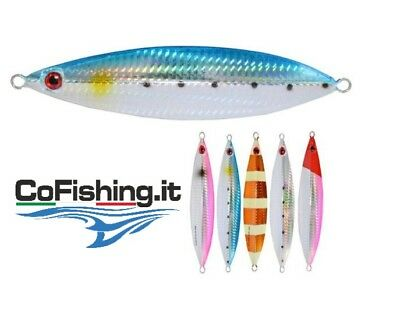 ARTIFICIALE SLOW PITCH BUTTERFLY JIG CF5086 COLORE 01 COFISHING 60 gr SPINNING
