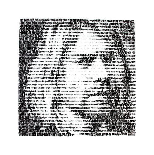 by David Hollier Limited Edition Screen Print Kurt Cobain