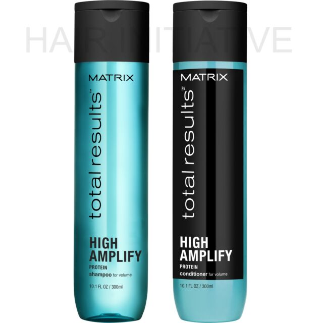 Matrix NEW Total Results High Amplify Shampoo and Conditioner 300ml
