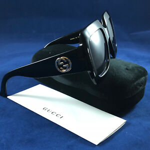 04c4c9a3ec868 Image is loading Authentic-Gucci-GG0053S-0053-S-001-Urban-Collection-