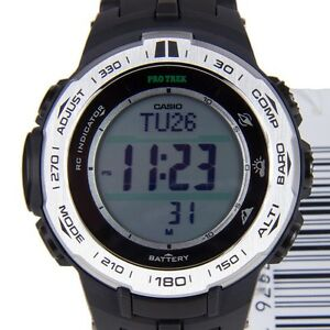CASIO-PROTREK-MENS-WATCH-TRIPLE-SENSOR-PRW-3100-1-FREE-EXPRESS-PRW-3100-1DR