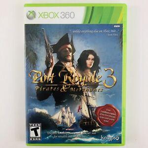 Port Royale 3: Pirates and Merchants (Microsoft Xbox 360 ...