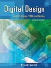 Digital Design with RTL Design, VHDL, and Verilog by Frank Vahid (Hardback, 2010)
