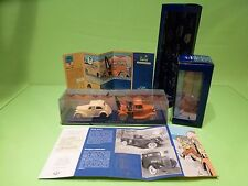 TINTIN HERGE 23 24 DEPANNEUSE + VOITURE ACCIDENTEE - CRABE AUX PRINCES D'OR MIB