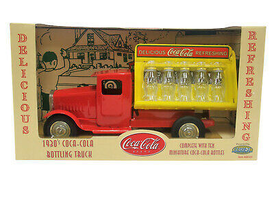 Gearbox 1930/'s Coca-Cola Bottling Truck #00101