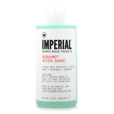 Imperial Barber Grade Products Bergamot After-shave Alcohol 9 Oz
