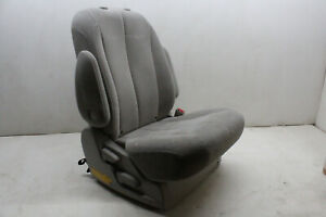 2012-TOYOTA-SIENNA-SECOND-ROW-RIGHT-SEAT-GRAY-FABRIC-FC14-OEM-12-13-14-15-16-17
