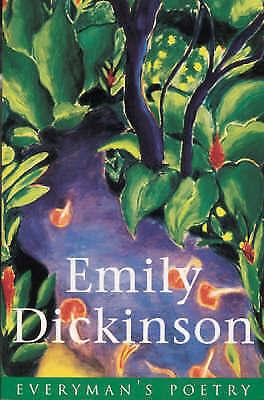 "1 of 1 - ""AS NEW"" Emily Dickinson (EVERYMAN POETRY), Dickinson, Emily, Book"