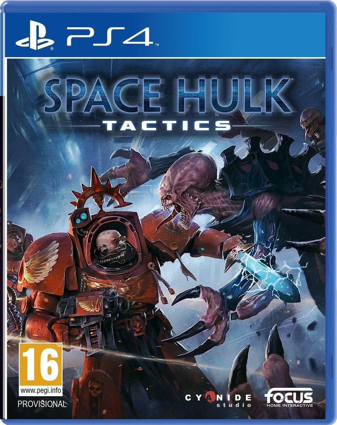 Space Hulk Tactics | PlayStation 4 PS4 New