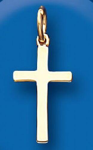 Cross Pendant giallo oro Cross Plain oro Cross Small Cross Cross Cross 317bec