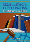 Legal and Ethical Considerations for Dental Hygienists and Assistants by Judith Ann Davison (Paperback, 2000)