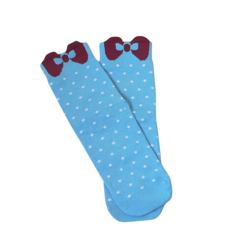 Girls Premium Bamboo Socks Seamless Toe Multi-color Soft Breathable