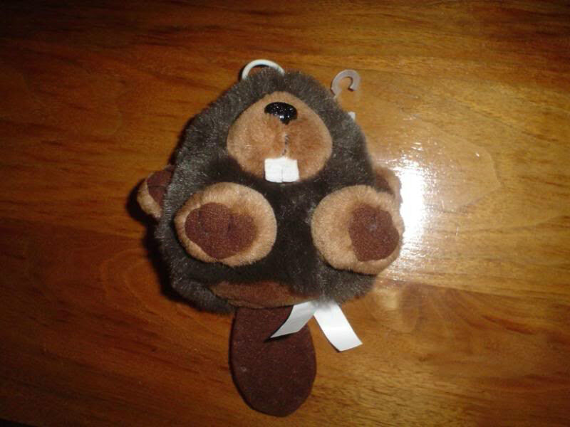 Purr-Fection by MJC MJC MJC Beaver Plush 1994 VHTF bc6653