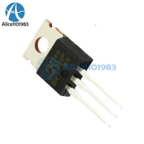 5PCS IRF9Z24NPBF IRF9Z24N MOSFET P-CH 55V 12A TO-220