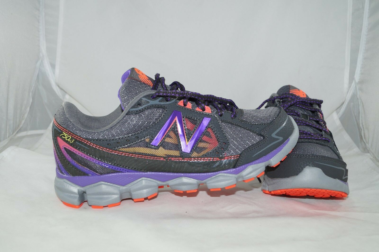 New Balance 750 v3 t  40,5 - 40 US 9 UK 7 Violet Jogging Chaussures De Course