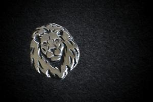 2 ozt Silver Lion Face (Bullion)