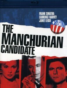 The Manchurian Candidate [Used Very Good Blu-ray] Ac-3/Dolby Digital, Dolby, D