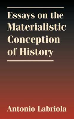 Materialistic essay