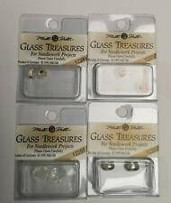 7 mixed packs beads Mill Hill Crystal Treasures