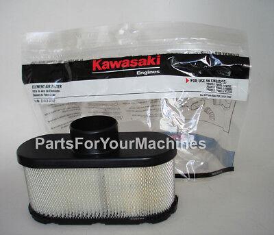 Kawasaki 11013-0752 Lawn Mower Air Filter Genuine Original ...