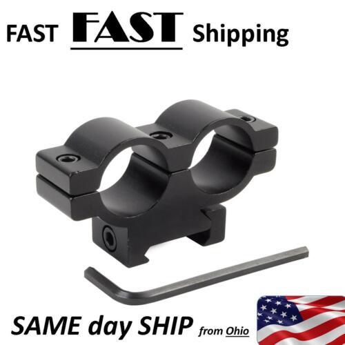 """rifle dual mount DOUBLE 1/"""" gun mount dual light gun mount dual laser mount"""
