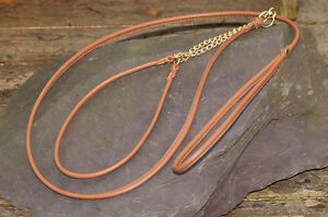 Dog-Show-Lead-and-Collar-Soft-Nappa-Luxury-Leather-Light-Brown-Caramel