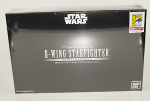 Star-Wars-B-Wing-Star-Fighter-Bandai-Limited-Edition-SDCC-2018-1-72-Scale-Kit