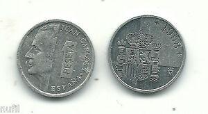 50 PESETAS JUAN CARLOS I 1998 UNCIRCULATED US SPAIN