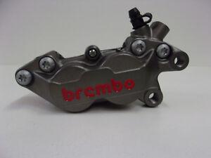 Brembo-4-Kolben-Bremszange-Bremssattel-Bremse-vorne-rechts-P4-30-34C-titan