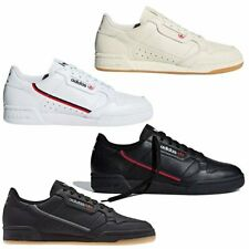 1557386 adidas Continental 80 Scarpe da Fitness Uomo Bianco