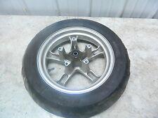 03 Suzuki AN400 AN 400 Burgman Scooter Front Rim Wheel Tire
