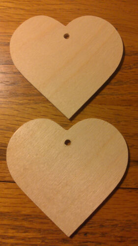craft wooden shapes Shaker Heart Star Bun Oval Butterfly Just Married Christmas