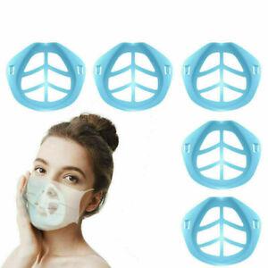 x5/x10 3D Face Cover Inner Support Frame Cover Bracket Reusable Holder