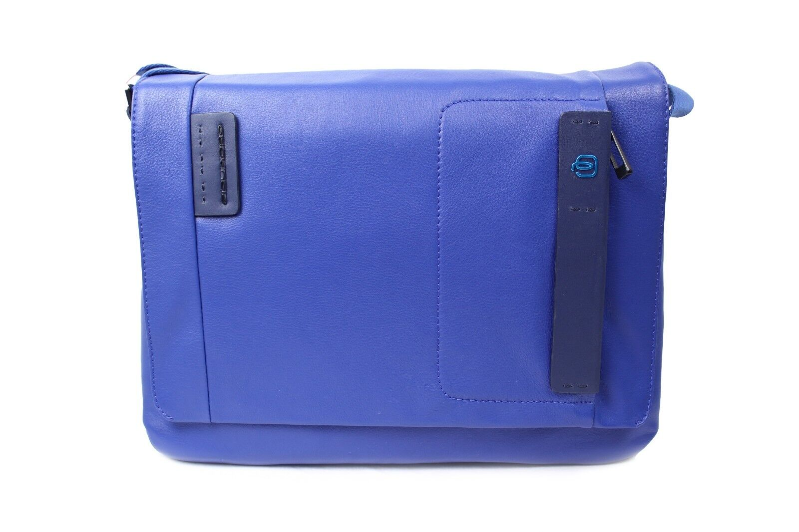 Piquadro Umhängetasche,(blau) - CA3348P15 Blau Unisex 27x37x7cm (HxBxT) | Das hochwertigste Material  | Neuartiges Design  | Merkwürdige Form