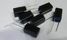 6 x suflex 10nF 1% 63V radial polistirene CONDENSATORI 0,01 uF 10000pF suf-710