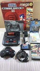 Consola-Sega-Megadrive-2-Mega-6-juegos