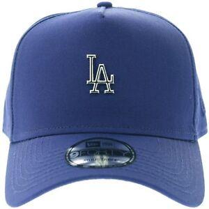 hot sale online 34c73 c5fa8 Details about New Men s New Era New Era Los Angeles Dodgers 940 A-frame  Mini Metal Snapback Da